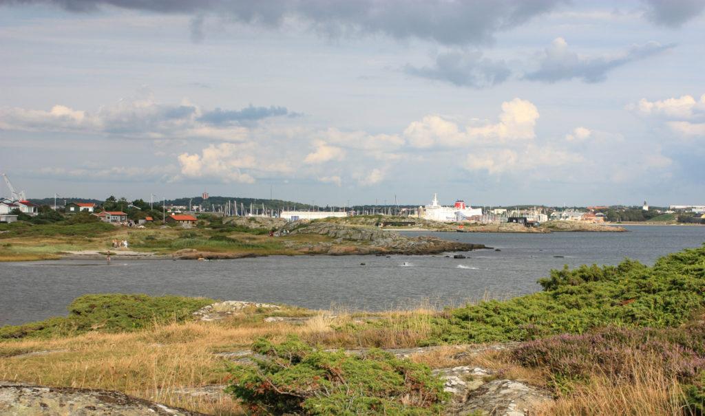 Campingplätze an der Westküste in Schweden