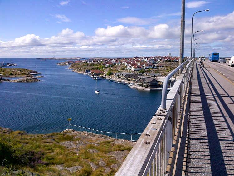 Smögen Schweden