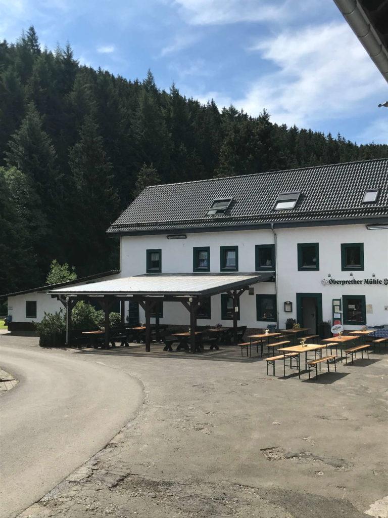 Campingplatz Oberprether Muehle