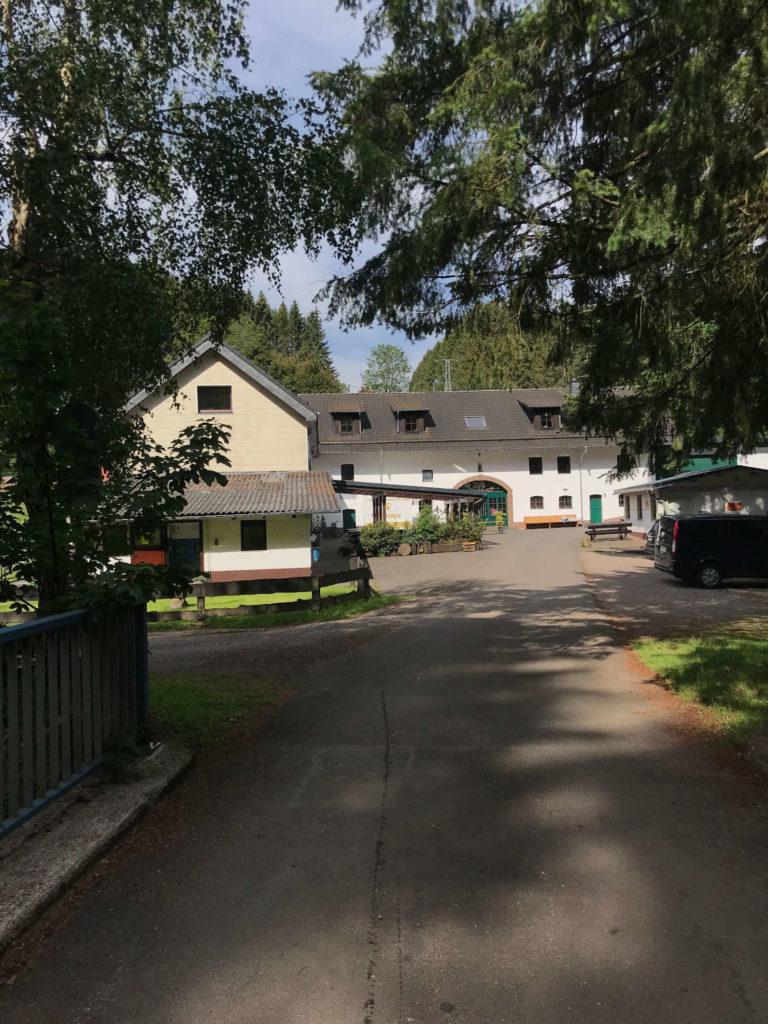 Campingplatz Oberprether Mühle
