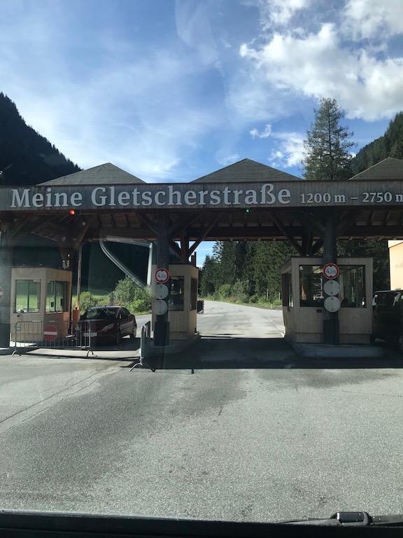 Gletscherstraße Kaunertal