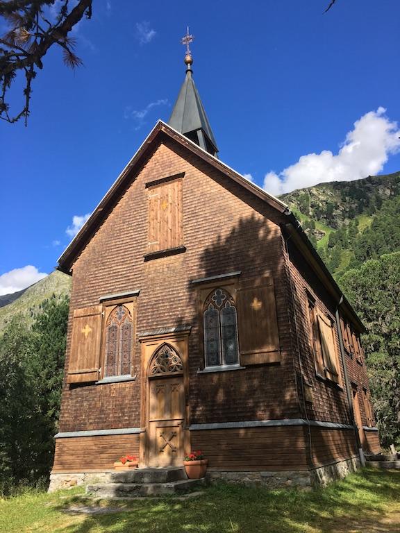 Stabkirche Kaunertal