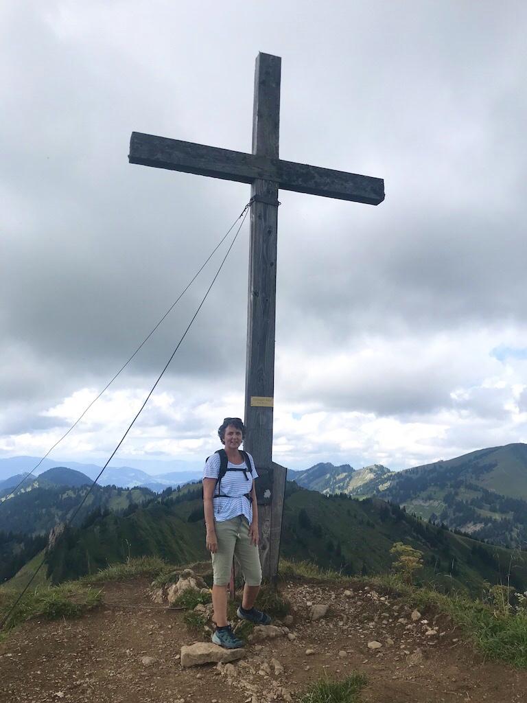 Siplingerkopf Gipfel