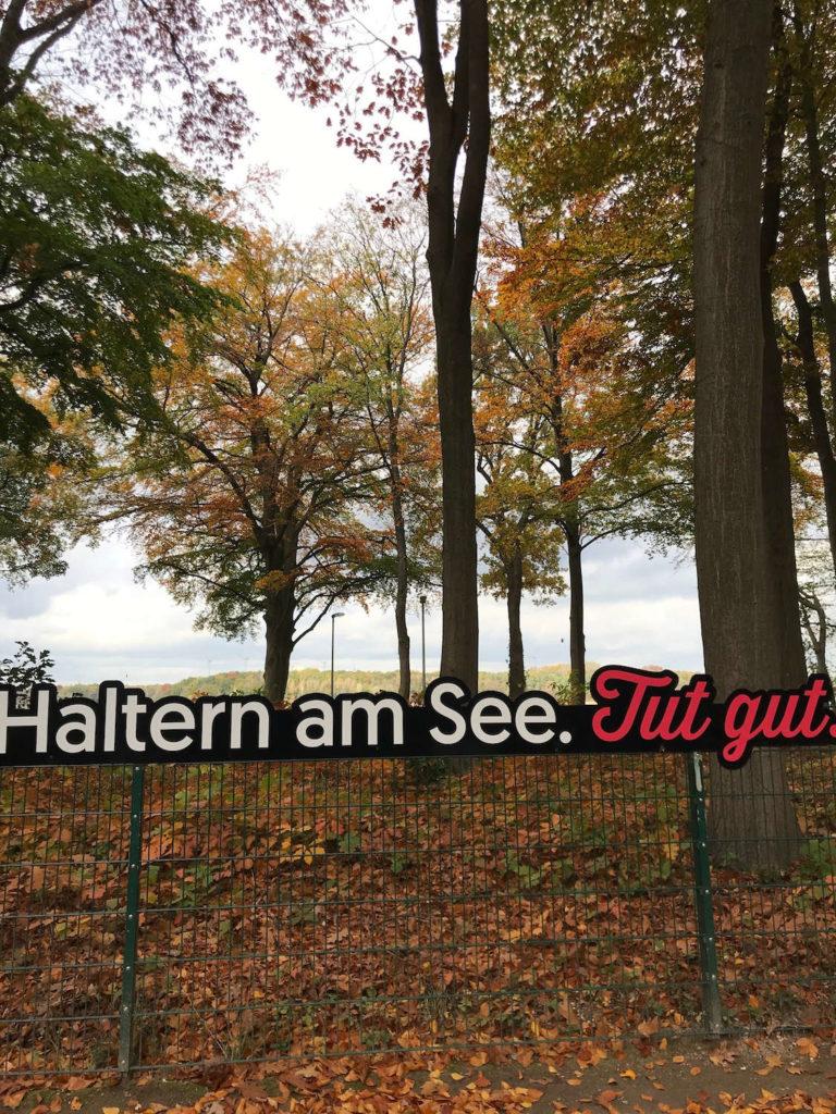 Stellplatz Haltern am See