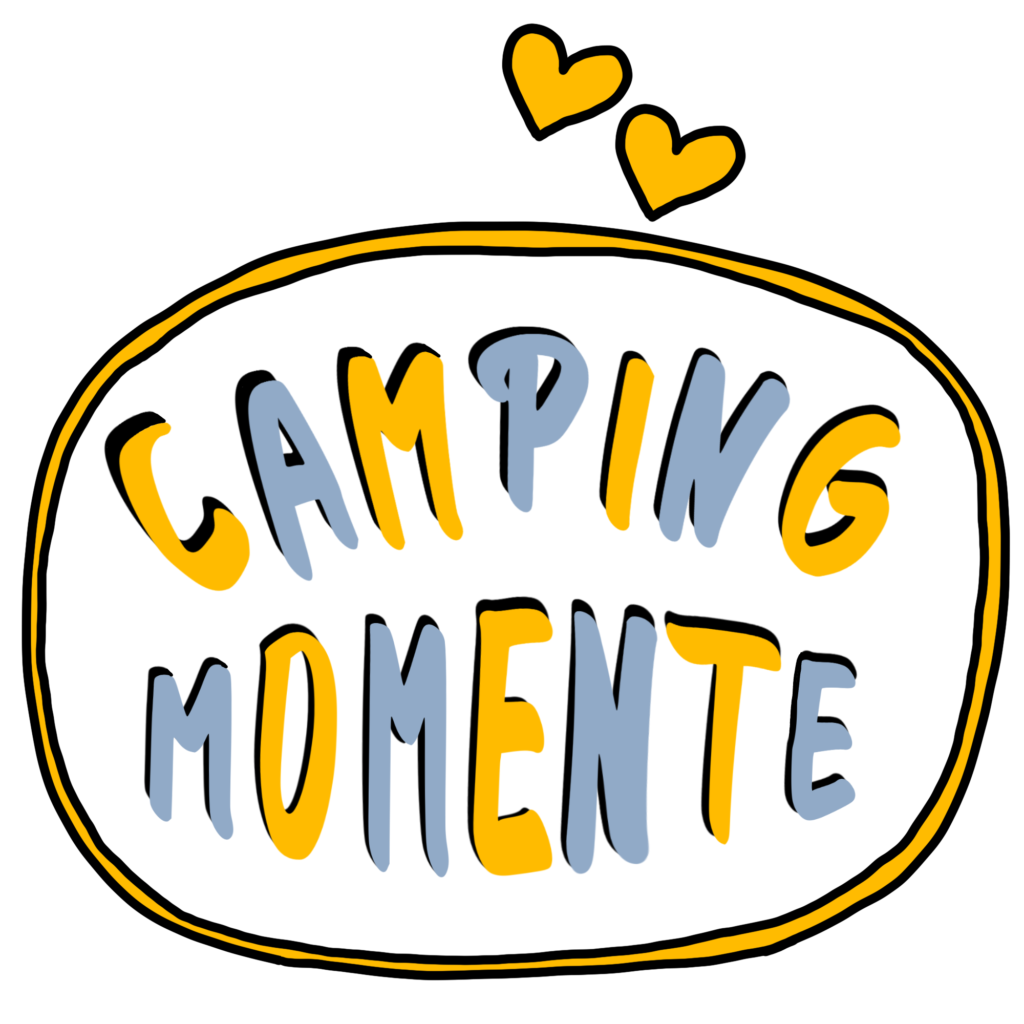 Sticker Camping